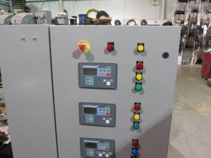 Control Panel as built by Martin Energy Group